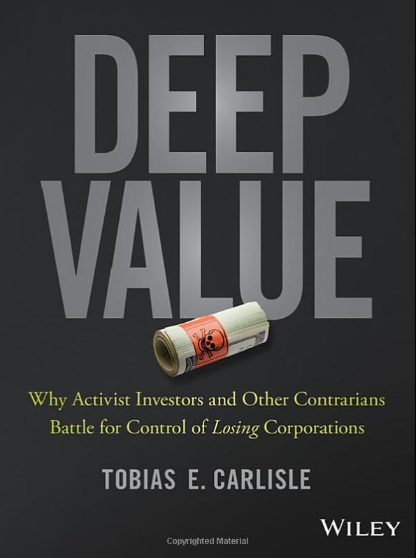 Deep Value Book Cover
